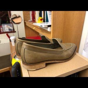 Everlane khaki loafer